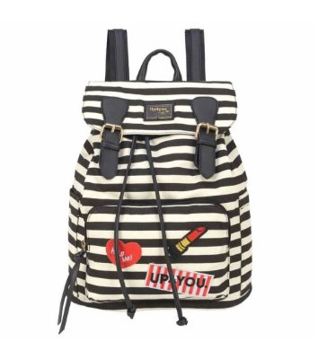 Mochila Juvenil Up4you Larissa Manoela Preto - Luxcel