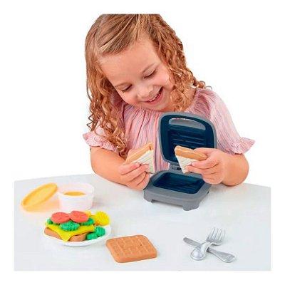 Massinha Play-Doh Sanduíche de Queijo - Hasbro
