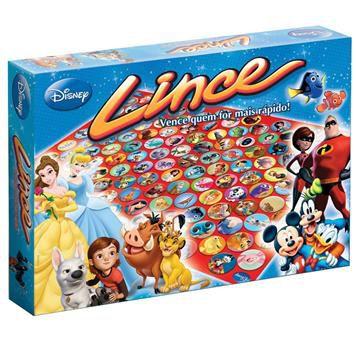 Jogo Lince Grow Disney