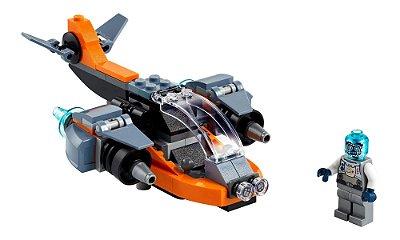 LEGO Creator 3 Em 1 - Ciberdrone