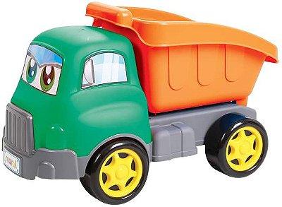 Brinquedo Caminhão Turbo Truck Acessórios Multicor