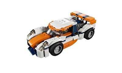 LEGO Creator - Modelo 3 Em 1: Piloto do Pôr do Sol