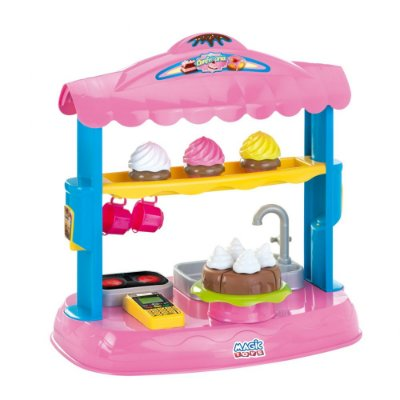 Brinquedo Doceria Mini Confeitaria Infantil Brinquedo