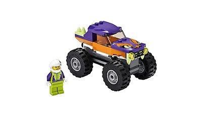 LEGO City - Caminhão Gigante