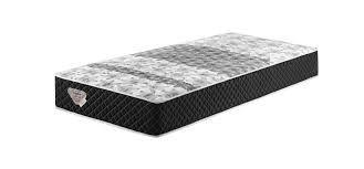 Colchão Solteiro Soft Comfort Preto c/ Sistema Antiácaro, Antifungo e Antialérgico - (88x188x24 cm)