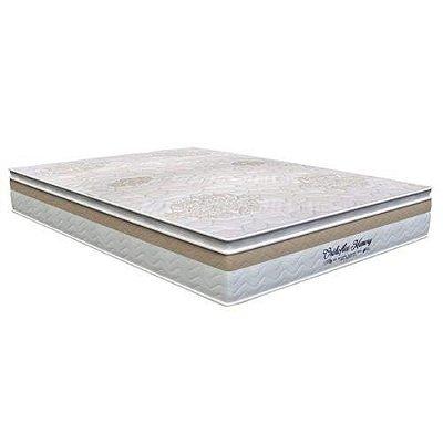 Colchão de molas ensacadas Orthoflex Memory HP 193x203x30