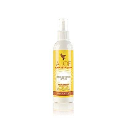 Aloe Sunscreen Spray FPS 30 e PPD 11 (Protetor solar em spray)