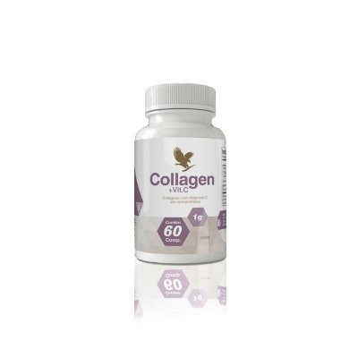 Collagen (colágeno tipo 1 e 2 + vitamina C ionizada)