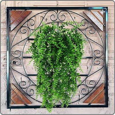 Painel Floreira P/ Jardim Vertical (Modelo N01) - Fiushop