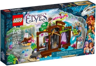 LEGO ELVES 41177 THE PRECIOUS CRYSTAL MINE