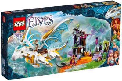 LEGO ELVES 41179 QUEEN DRAGON'S RESCUE