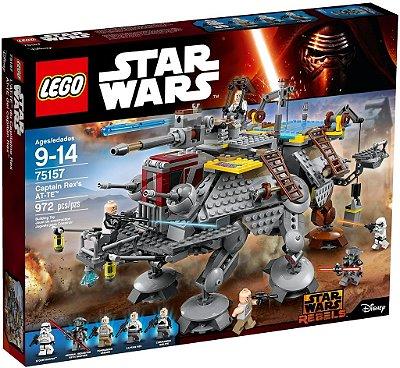 LEGO STAR WARS 75157 CAPTAIN REX'S AT-TE