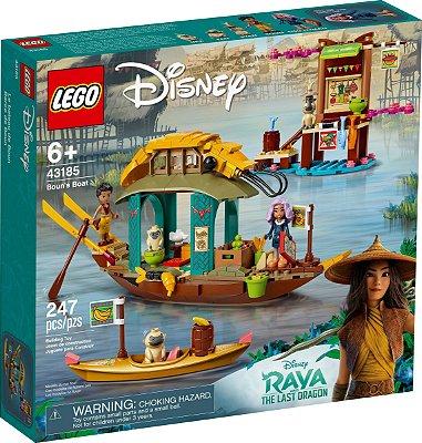 LEGO DISNEY 43185 O BARCO DE BOUN