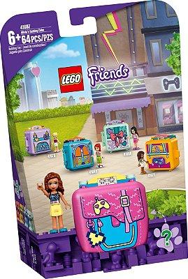 LEGO FRIENDS 41667 CUBO DE JOGO DA OLIVIA