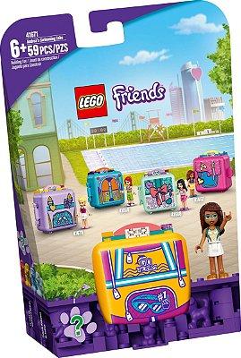 LEGO FRIENDS 41671 CUBO DE NATAÇÃO DA ANDREA