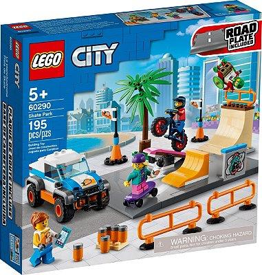 LEGO CITY 60290 PARQUE DE SKATE