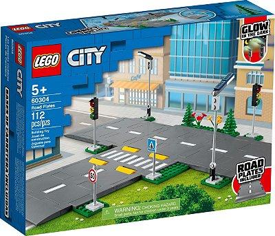 LEGO CITY 60304 CRUZAMENTO DE AVENIDAS