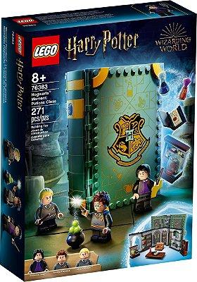 LEGO HARRY POTTER 76383 MOMENTO HOGWARTS™: AULA DE POÇÕES