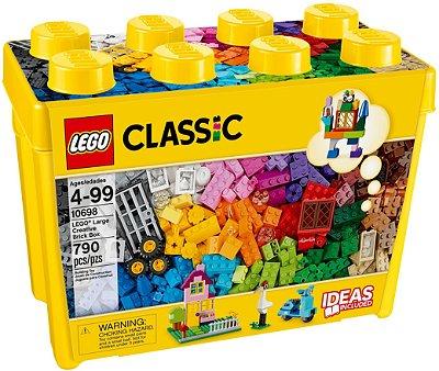 LEGO CLASSIC 10698 CAIXA GRANDE DE PEÇAS CRIATIVAS