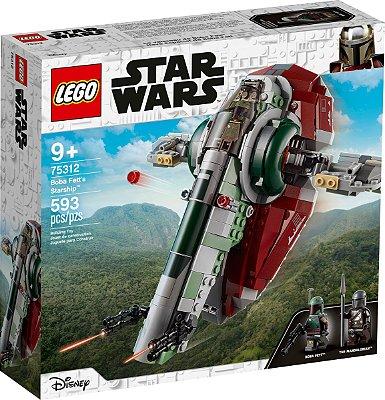 LEGO STAR WARS 75312 STARSHIP™ DE BOBA FETT
