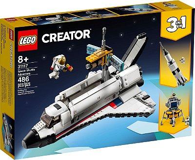 LEGO CREATOR 31117 AVENTURA DE ÔNIBUS ESPACIAL