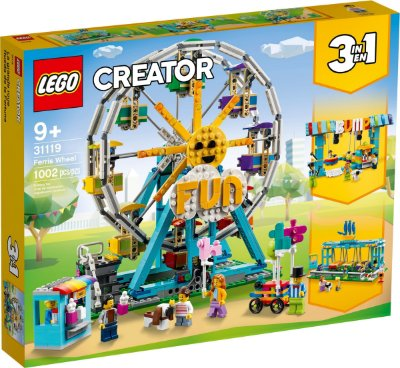 LEGO CREATOR 31119 RODA-GIGANTE