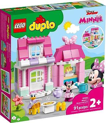 LEGO DUPLO 10942 CASA E LANCHONETE DA MINNIE
