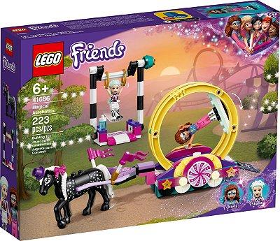 LEGO FRIENDS 41686 ACROBACIAS MÁGICAS