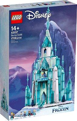 LEGO DISNEY 43197 O CASTELO DO GELO