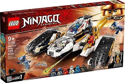 LEGO NINJAGO 71739 INVASOR ULTRA-SÔNICO