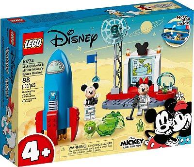 LEGO DISNEY 10774 FOGUETE ESPACIAL DO MICKEY E DA MINNIE