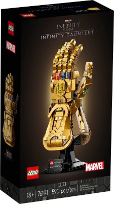 LEGO SUPER HEROES 76191 MANOPLA DO INFINITO