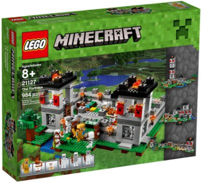 LEGO MINECRAFT 21127 THE FORTRESS