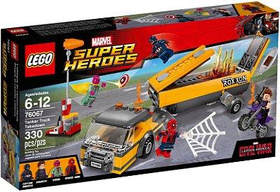 LEGO SUPER HEROES 76067 TANKER TRUCK TAKEDOWN