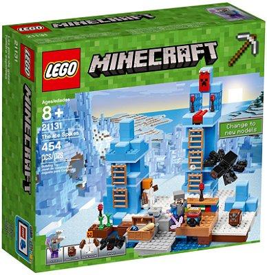 LEGO MINECRAFT 21131 PICOS GELADOS