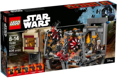 LEGO STAR WARS 75180 RATHTAR ESCAPE