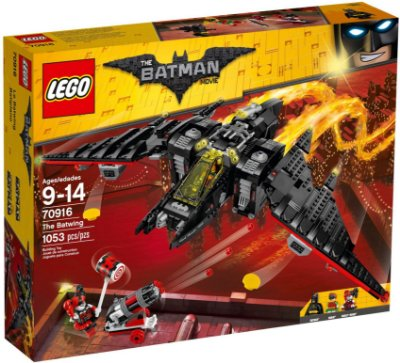 LEGO BATMAN MOVIE 70916 THE BATWING