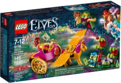 LEGO ELVES 41186 AZARI & THE GOBLIN FOREST ESCAPE