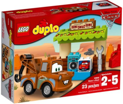 LEGO DUPLO 10856 MATER'S SHED