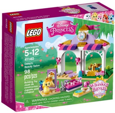 LEGO DISNEY 41140 DAISY'S BEAUTY SALON