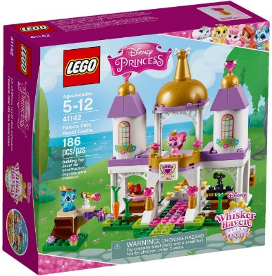 LEGO DISNEY 41142 PALACE PETS ROYAL CASTLE