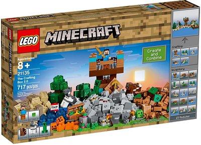 LEGO MINECRAFT 21135 THE CRAFTING BOX 2.0