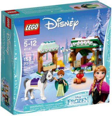 LEGO DISNEY 41147 ANNA'S SNOW ADVENTURE