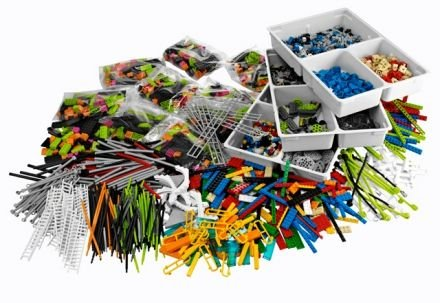LEGO SERIOUS PLAY 2000413 CONNECTIONS KIT