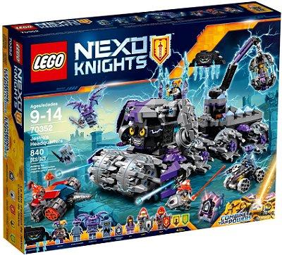 LEGO NEXO KNIGHTS 70352 JESTRO'S HEARDQUARTERS