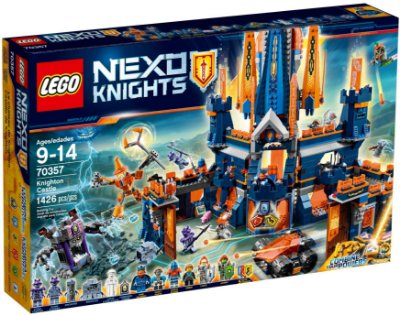 LEGO NEXO KNIGHTS 70357 KNIGHTON CASTLE