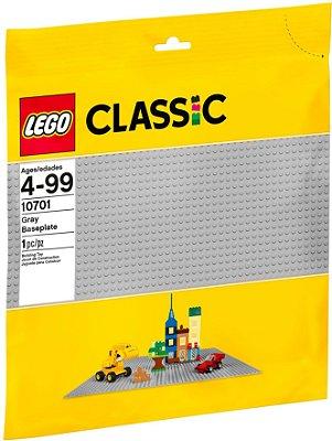 LEGO CREATOR 10701 48X48 GREY BASEPLATE