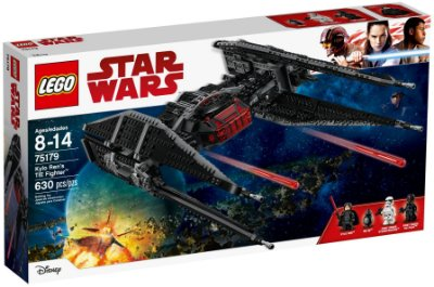 LEGO STAR WARS 75179 KYLO REN'S TIE FIGHTER