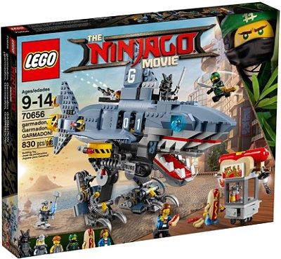 LEGO NINJAGO THE MOVIE 70656 GARMADON, GARMADON, GARMADON
