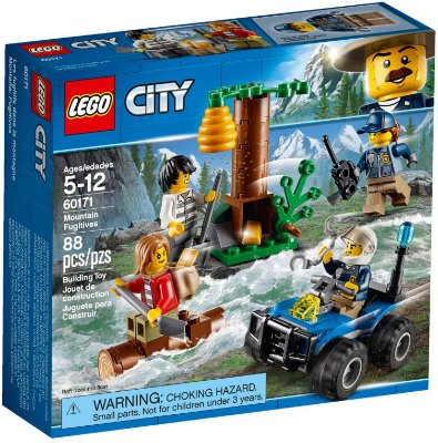 LEGO CITY 60171 MOUNTAIN FUGITIVES